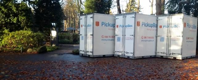 PickupBox handig voor terrasopslag