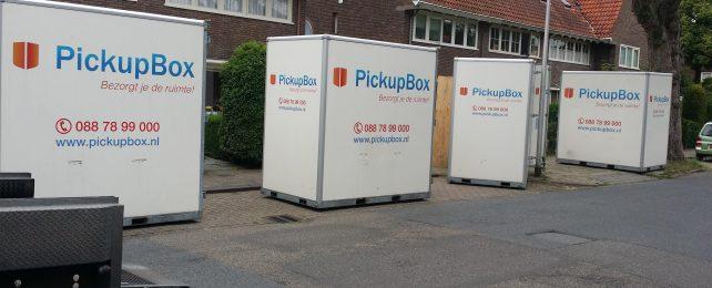 Opslagruimte Arnhem, verhuiscontainer, inboedel opslag