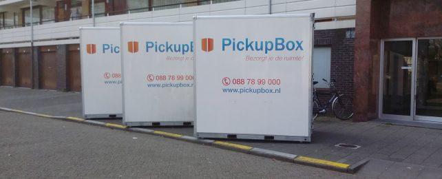 Opslagruimte Nieuwegein, verhuisbox, verhuiscontainer