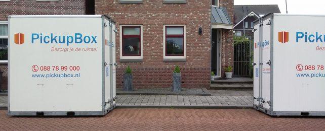 Opslagruimte Zoetermeer