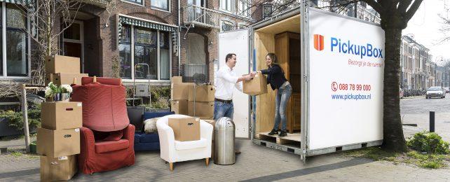 verhuizen in Utrecht