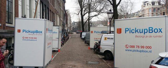 Opslagruimte Amsterdam