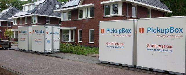 Verhuizen in Bilthoven