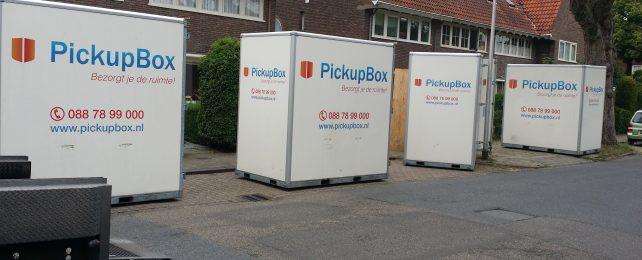 Verhuizen in Veenendaal