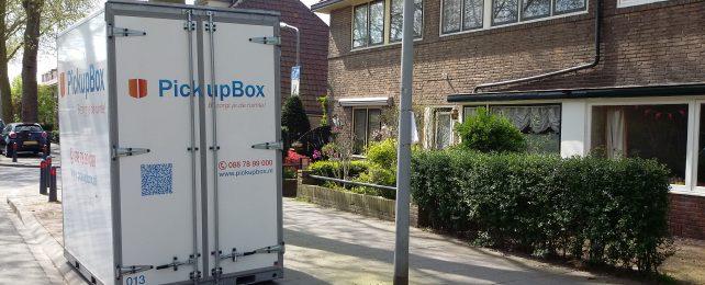 Verhuizen in Baarn