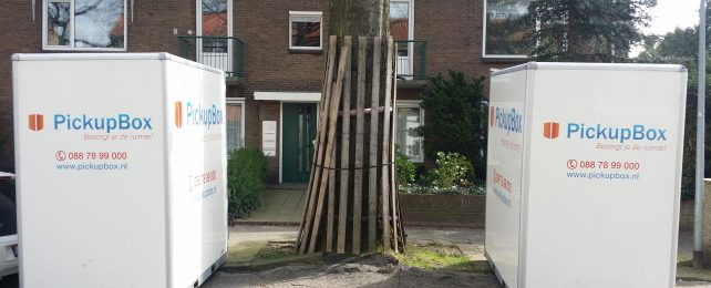 Verhuizen in Hilversum