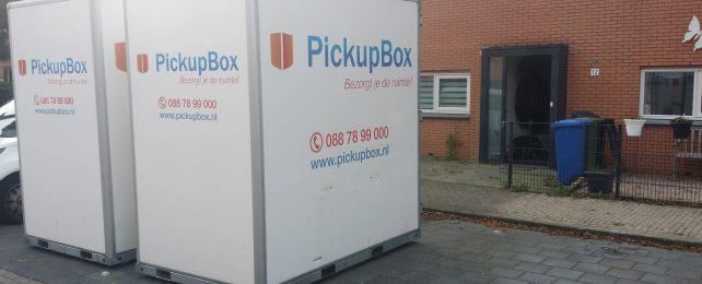 Verhuizen in Woudenberg